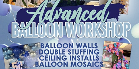 CreatiVisuals Advanced Balloon Workshop Winter 2020 tickets