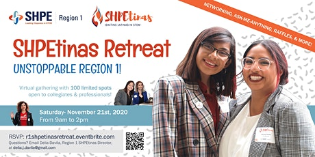 Region 1 SHPEtinas Retreat tickets