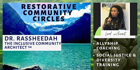 Restorative Community Healing Circle tickets