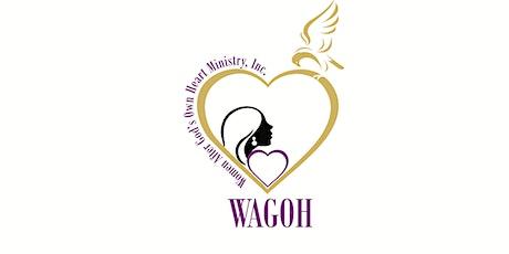Women of the Bible w/the Women of WAGOH Virtual Christmas Celebration tickets