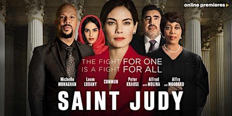 Saint Judy - Online Movie Fundraiser for Tasmanian Refugee Legal Service tickets