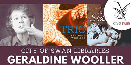 Library Lovers: Author Talk with Geraldine Wooller tickets