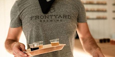 A Taste of Frontyard tickets