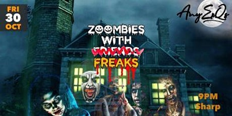 Zoombies With Freaks tickets