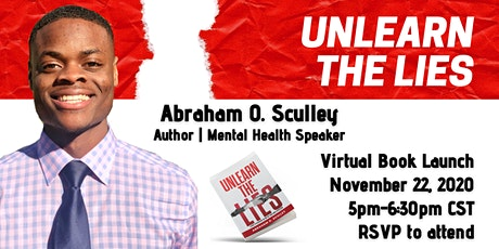 Unlearn The Lies Book Launch (Virtual) tickets