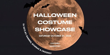 HALLOWEEN COSTUME SHOWCASE tickets