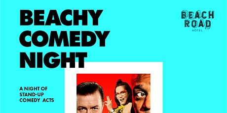 Beachy Comedy Night 3.0 tickets