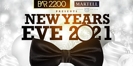 NEW YEARS EVE  @ BAR 2200 | FREE ENTRY WITH RSVP | CHAMPAGNE TOAST @ 12AM | tickets