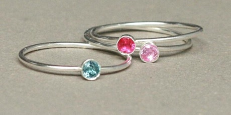 Tube  Setting Gem Stones in Jewelry tickets