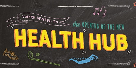Latitude25 Health Hub Opening! tickets