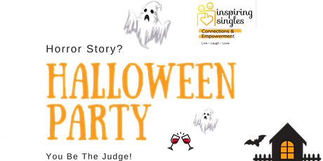 Horror Story - FREE Online Halloween Party! tickets