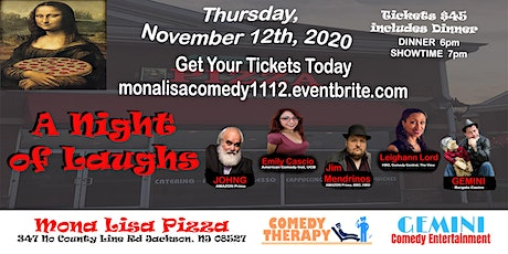 A Night of Laughs tickets
