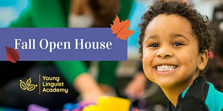 Young Linguist Academy | Fall Open House tickets