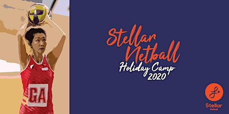 Stellar Netball Holiday Camp