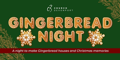 Gingerbread Night 2020 tickets