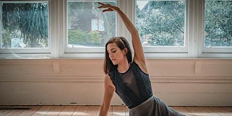 Ballet Tone Class Online tickets