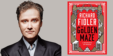 The Author Talks: An Evening with Richard Fidler tickets