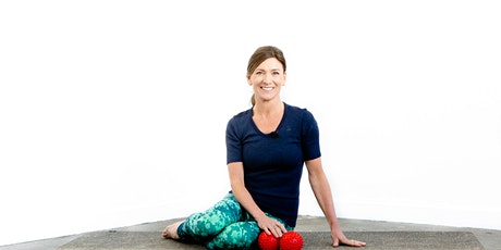 Myofascial Release Workshop on Zoom Duration: 90 minute tickets