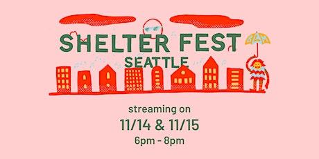Shelter Fest Seattle tickets