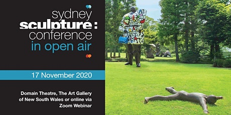 Sydney Sculpture Conference 2020: In Open Air tickets