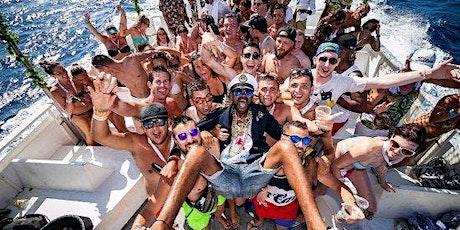 Miami Boat Party Saturday's tickets