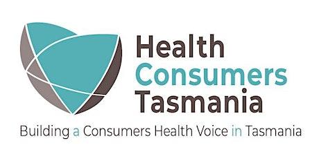 Launceston -Health Consumers Tasmania training and meeting tickets
