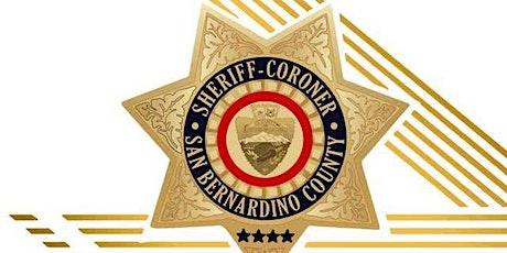 SB Sheriff's CCW Range Re-qualification tickets