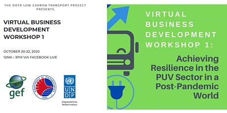 Virtual Business Development Workshop 1 tickets