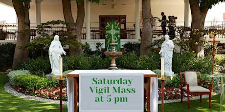 OUTDOOR - 5 pm Mass At Saint Paul the Apostle tickets