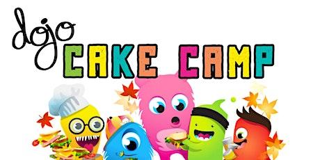 Kids Dojo Cake Camp tickets