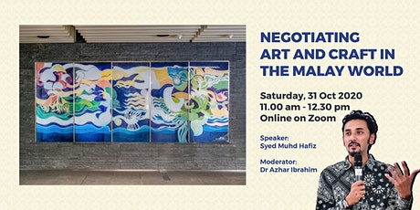 Negotiating Art and Craft in the Malay World | Malay World Series tickets