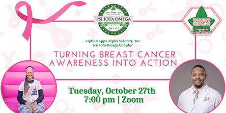Turning Breast Cancer AWARENESS into ACTION tickets