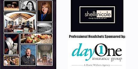Professional Headshots by Shelli Nicole Photography tickets