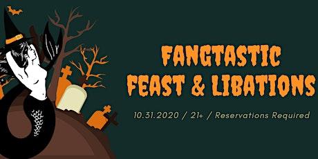 Fangtastic Halloween Bash tickets