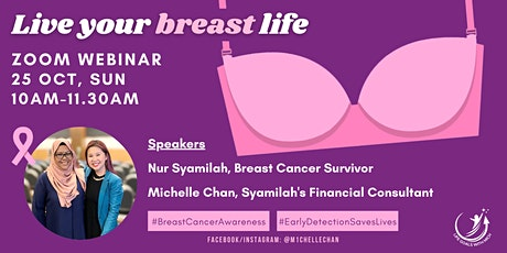Live Your Breast Life tickets