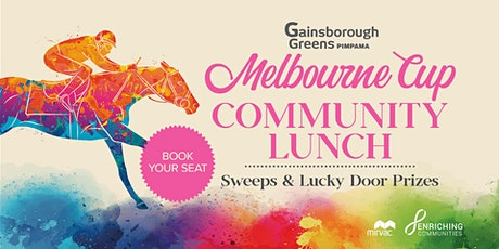 2020 Melbourne Cup Pimpama Community Lunch tickets