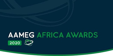 2020 AAMEG AFRICA AWARDS CEREMONY tickets