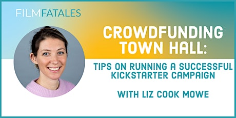 Crowdfunding Town Hall tickets