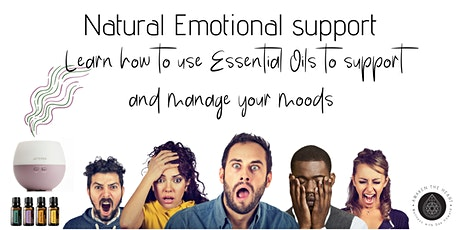 Managing moods with Essential Oils tickets