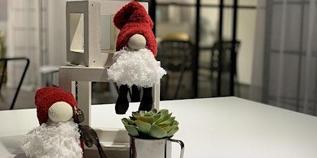 Xmas Sock Crafting - Delightful Gnomes tickets