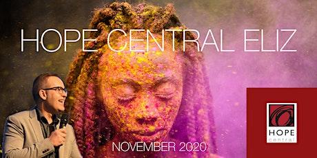 Hope Central Elizabeth Sunday Service Registration - November 2020 tickets
