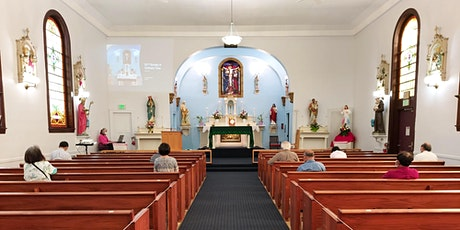 10/24 Vigil Mass • 主日彌撒 • Thánh Lễ - 30th Sunday in Ordinary Time tickets