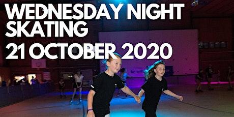 Wednesday Night Skating -  21 October 2020 tickets