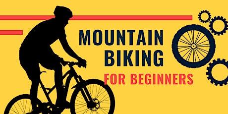 Mountain Biking for Beginners November 2020 tickets