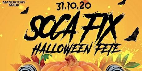 Soca Fix Halloween Fete tickets