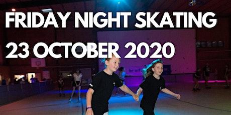 Friday Night Skating - 23 October 2020 tickets