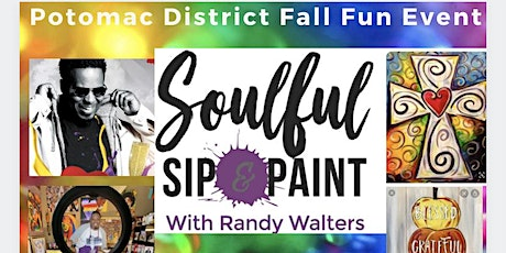 Potomac District Fall Paint Party Event tickets