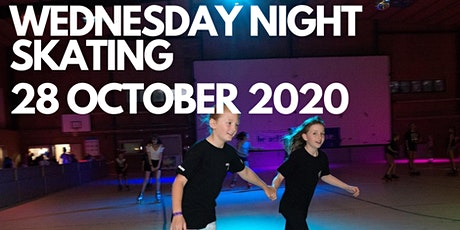 Wednesday Night Skating -  28 October 2020 tickets