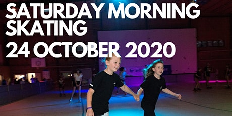 Saturday Morning Skating - 24 October 2020 tickets