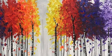 Paint Night: Beautiful Birchwood tickets